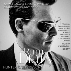 Rum Diary: A Novel, Hunter S. Thompson