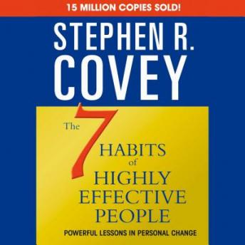 7 Habits Of Highly Effective People sample.