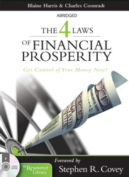 4 Laws of Financial Prosperity, Blaine Harris