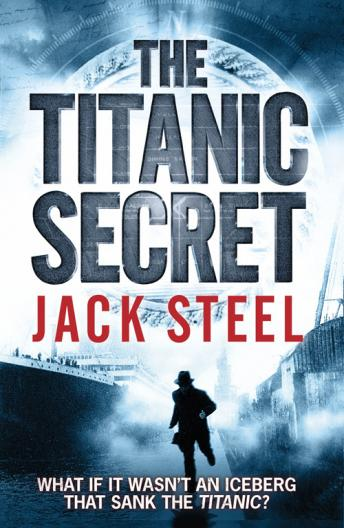 Titanic Secret, Jack Steel