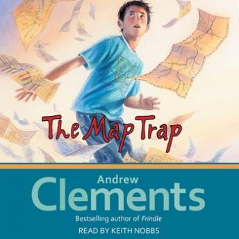 Map Trap, Andrew Clements