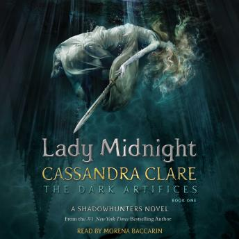 Lady Midnight sample.
