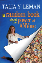 Random Book About the Power of Anyone, Talia Leman