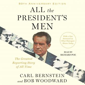 Download All the President's Men by Bob Woodward, Carl Bernstein