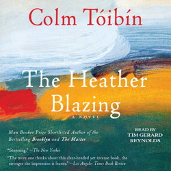 Heather Blazing: A Novel, Colm Toibin