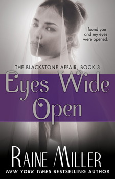 Eyes Wide Open: The Blackstone Affair Part 3, Raine Miller
