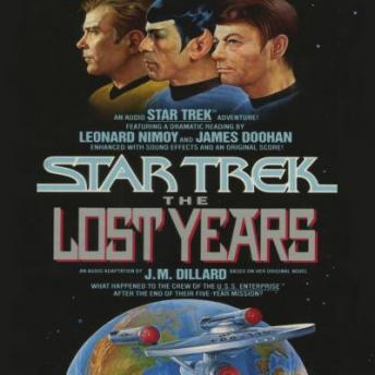Star Trek: The Lost Years, J.M. Dillard