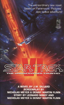 Download Star Trek VI: The Undiscovered Country by J.M. Dillard