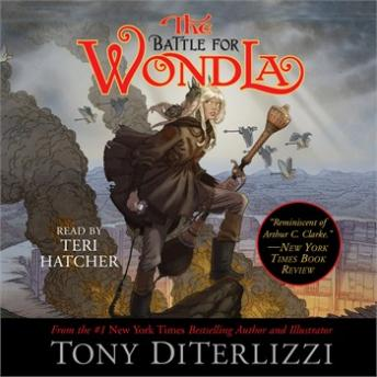 Battle for WondLa, Tony DiTerlizzi