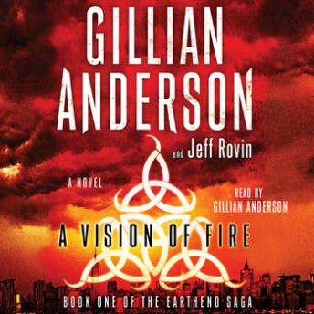 Vision of Fire, Gillian Anderson, Jeff Rovin