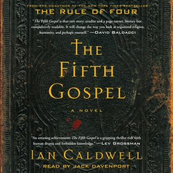 The Fifth Gospel: A Novel