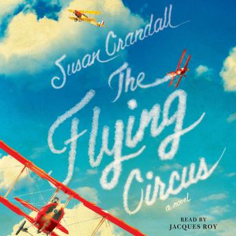 The Flying Circus, Susan Crandall