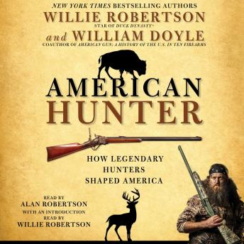 Download American Hunter by Willie Robertson