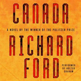 Canada, Richard Ford