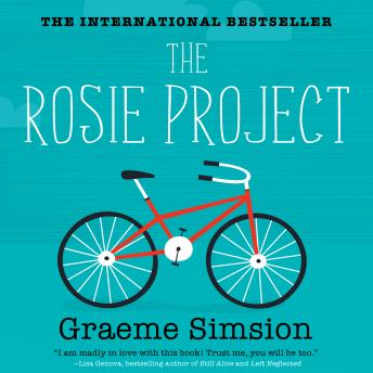 Rosie Project, Graeme Simsion
