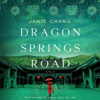 Dragon Springs Road: A Novel, Janie Chang