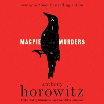 Magpie Murders: A Novel, Anthony Horowitz