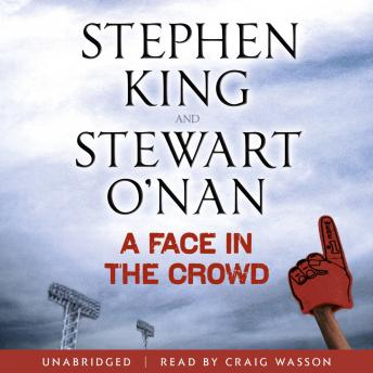 Face in the Crowd, Stewart Onan, Stephen King