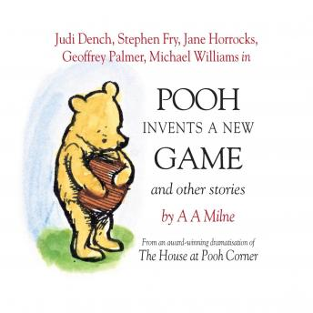 Winnie the Pooh: Pooh Invents a New Game and Other Stories