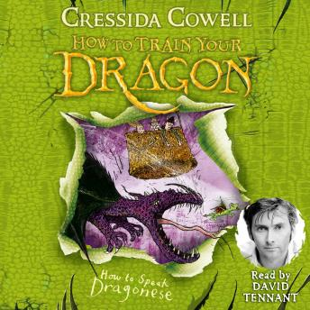 How To Speak Dragonese, Cressida Cowell