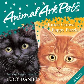 Download 1: Puppy Puzzle and Kitten Crowd by Lucy Daniels