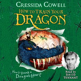 How to Break a Dragon's Heart, Cressida Cowell