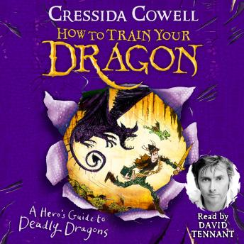 Hero's Guide to Deadly Dragons, Cressida Cowell