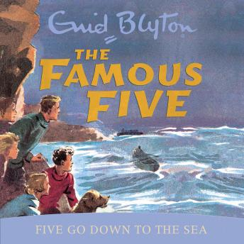 Five Go Down To The Sea, Enid Blyton
