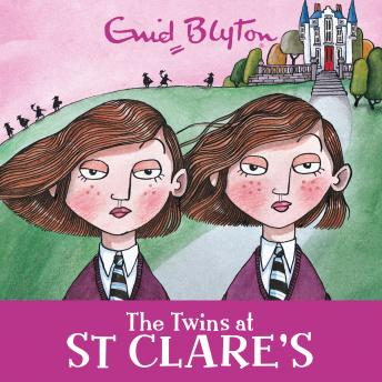 Twins at St Clare's, Enid Blyton