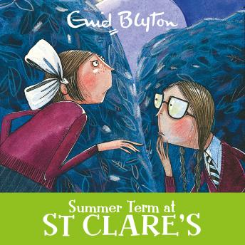Summer Term at St Clare's, Enid Blyton