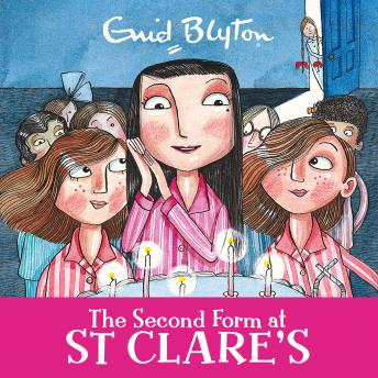 Second Form at St Clare's, Enid Blyton