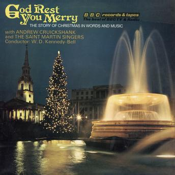 God Rest You Merry  The Story Of Christmas In Words (Vintage Beeb), Chris Emmett