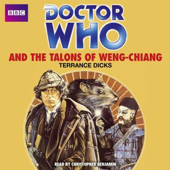 Doctor Who And The Talons Of Weng-Chiang, Terrance Dicks