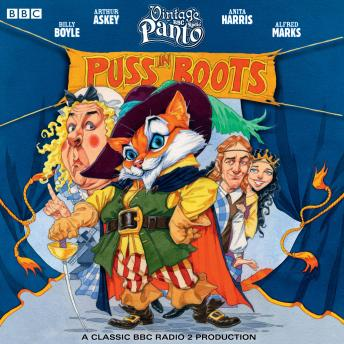 Vintage BBC Radio Panto  Puss In Boots