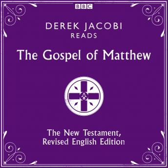 Gospel of Matthew: The New Testament, Revised English Edition, Various