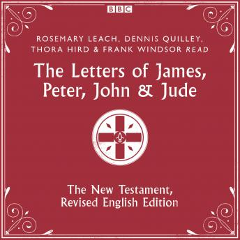 The Letters of James, Peter, John & Jude: The New Testament, Revised English Edition