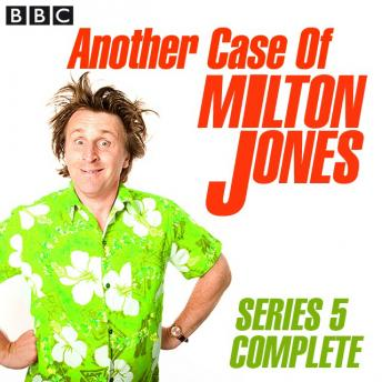 Another Case Of Milton Jones The Complete: Series 5