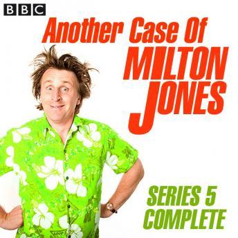 Another Case Of Milton Jones The Complete: Series 3