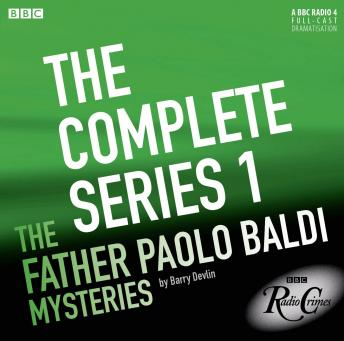 Father Paolo Baldi Mysteries  (Complete, Series 1)