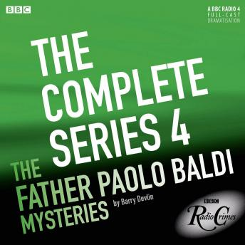 Father Paolo Baldi Mysteries  (Complete, Series 4)
