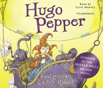 Hugo Pepper, Chris Riddell, Paul Stewart