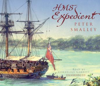HMS Expedient, Peter Smalley