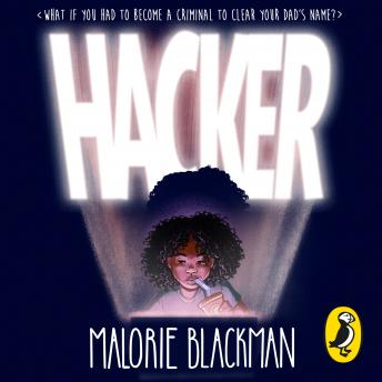 Hacker, Malorie Blackman