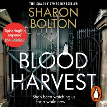 Blood Harvest, Sharon Bolton