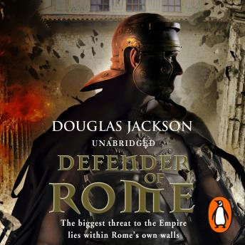 Defender of Rome, Douglas Jackson