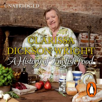 History of English Food sample.