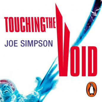 Touching The Void, Joe Simpson