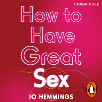 How to Have Great Sex, Jo Hemmings