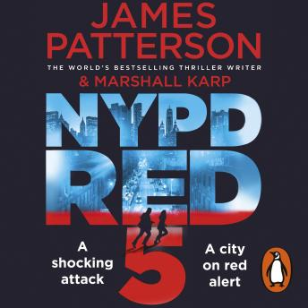 NYPD Red, James Patterson