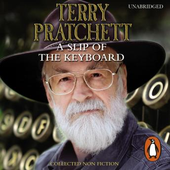 Slip of the Keyboard: Collected Non-fiction, Terry Pratchett